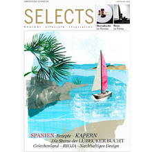 Presse Selects Frühling 2013 - Cover