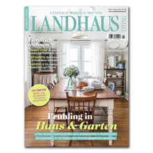 Landhaus Living März/April 2015 - Cover