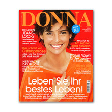 Donna 5 / 2015 Cover