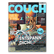 Couch Nr. 11 / 2015 Cover