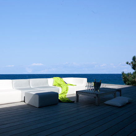 Softline - Loft Modulsofa Outdoor