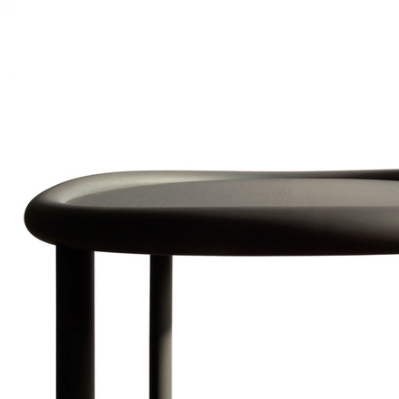 Hay - Serve Table, Tisch, schwarz