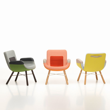 Vitra - East River Chair