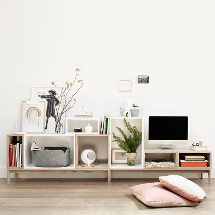Muuto - Stacked Regalsystem - Sideboard