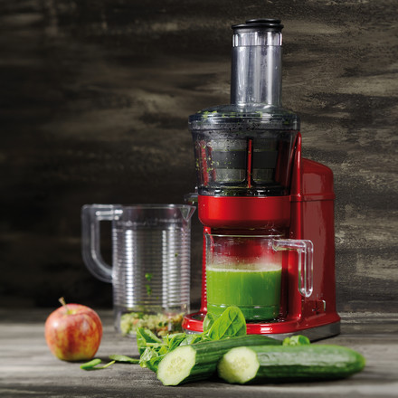 KitchenAid - Slow Juicer, empire rot