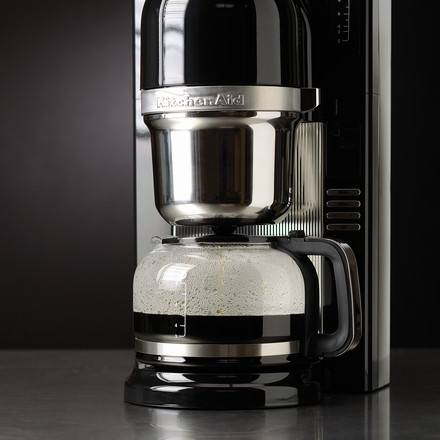KitchenAid - Kaffeemaschine KitchenAid, onyx schwarz
