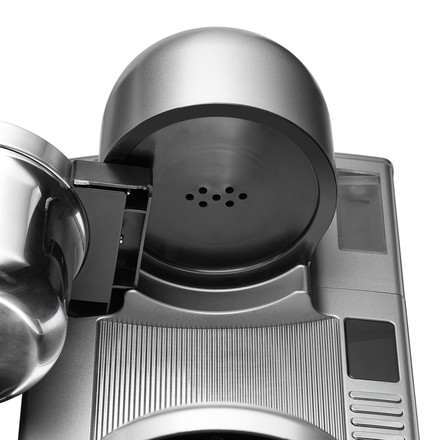 KitchenAid - Kaffeemaschine KitchenAid, contur-silber