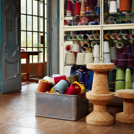 Vitra - Hocker - Cork Family