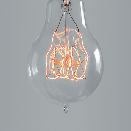 Decken-Lampe Quad Loop von Nook London