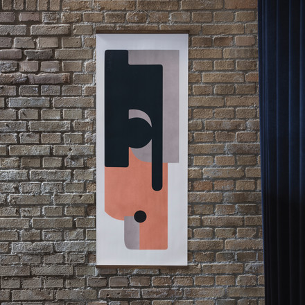 Abstraction Poster 4 von ferm Living