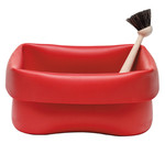 Normann Copenhagen - Washing up bowl, rot