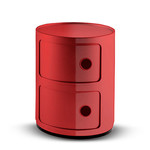 Kartell - Componibili 4966, rot