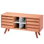 The Hansen Family - Remix Collection Sideboard, Eiche natur / weiß