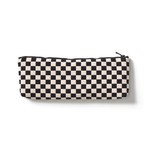 Vitra - Zip Pouch Pencil small, schwarz / weiss