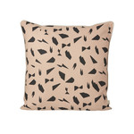 ferm Living - Mini Cut Kissen 50 x 50 cm, rose