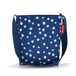 reisenthel - shoulderbag S, spots navy