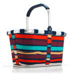 reisenthel - carrybag, artist stripes