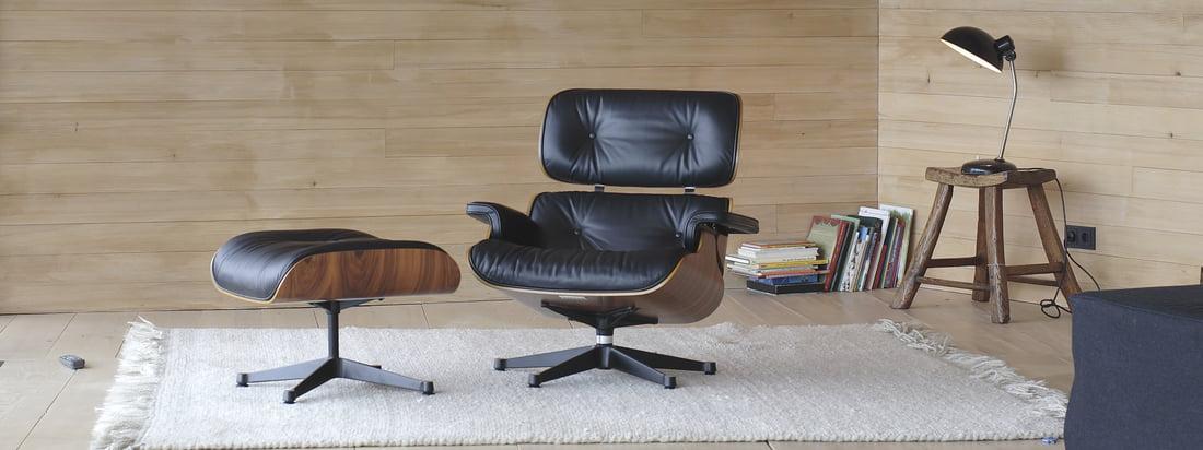 Vitra - Eames Lounge Chair - Ambiente