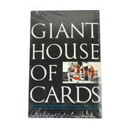 Eames Office - Giant House of Cards