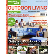 Presse Outdoor Living Nr. 3/2013 Cover