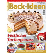 Back Ideen 4 / 2013 Cover