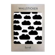 ferm Living - Mini Wolken Wandsticker
