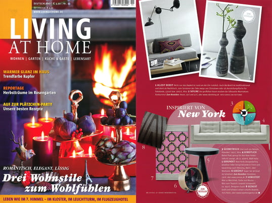 Cover + Artikel: Living at Home - 2009 November Seite 26 - Otto Ventilator