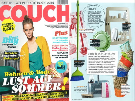 Couch 7/8 2012, Presse
