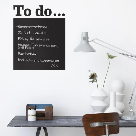 ferm Living - Wandsticker To Do