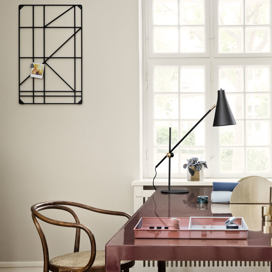 Square Rack mit Metal Tray von ferm Living