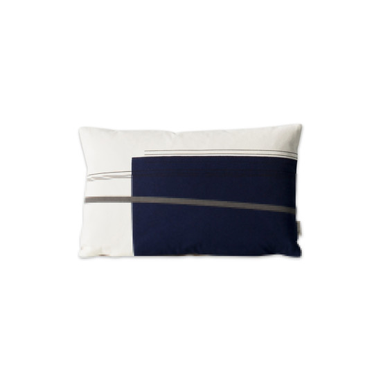 Colour Block Kissen Small 2 von ferm Living