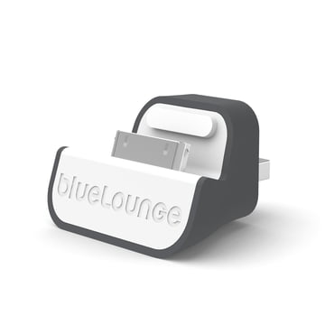 Bluelounge - Mini Dock - EU Version, weiss