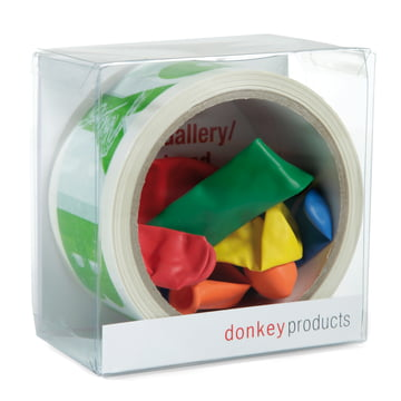 donkey products - Tape Gallery Klebeband, Birthday Meter