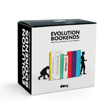 Doiy - Evolution Bookend - Verpackung