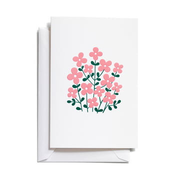 Vitra - Greeting Cards, Flower Bush