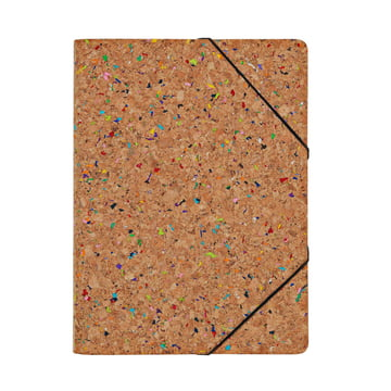 Nomess - Cork Folder A4, colour