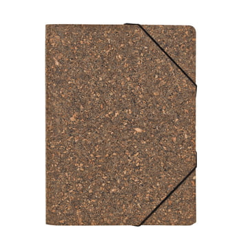 Nomess - Cork Folder A4, root