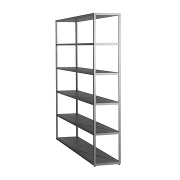 Das Hay - New Order Shelf 150 x 180 cm in grau
