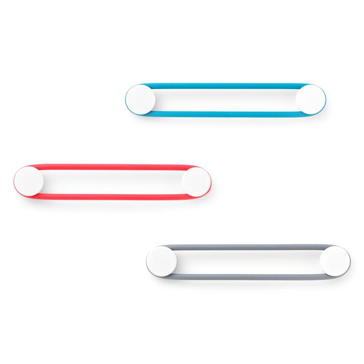 Loopits gummiband halterung von quirky for Connox adventskalender