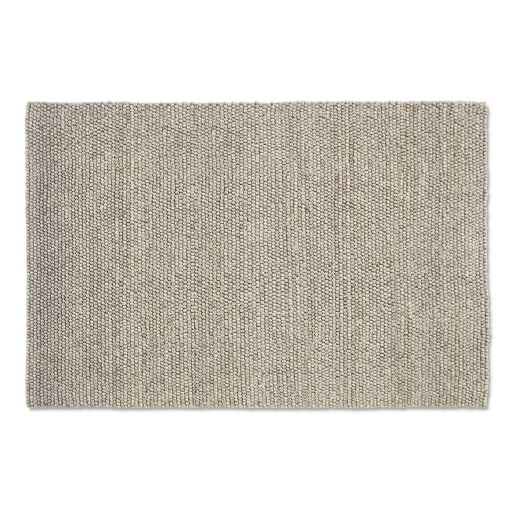 Wohndesign Blumentöpfe: Hay Peas Teppich Soft Grey