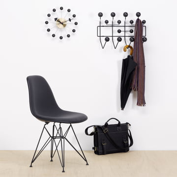 Vitra Hang it all Garderobe (Special Edition), schwarz/schwarz