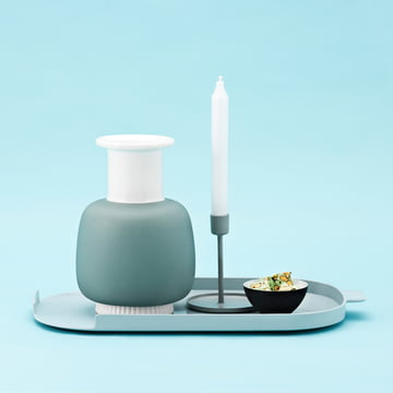 Normann Copenhagen - Nabo Tray, grün, gross