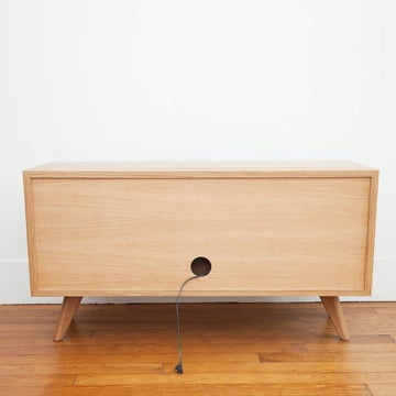 The Hansen Family - Tivoli Remix Sound Sideboard - Rückseite