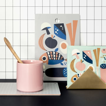 Ferm Living - Grocery Napkins, Servietten