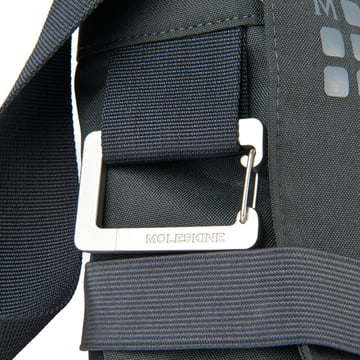 Moleskine - myCloud Messenger Bag - Metall-Karabiner