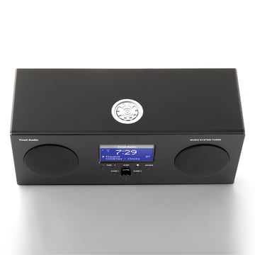 Tivoli Audio - Music System 3, schwarz