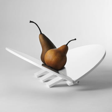 Design House Stockholm - Leaf Tablett, weiss