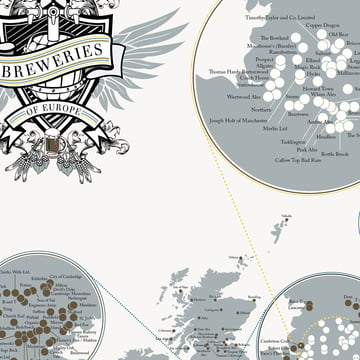 Pop Chart Lab - Breweries of Europe, Detail 2