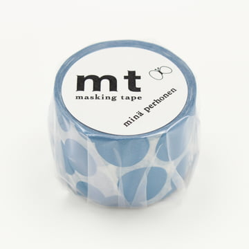 Masking Tape Soda Water Blue