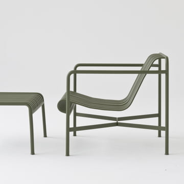 Der Palissade Lounge Chair Low von Hay